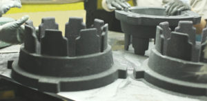 Traditional Sand Cores & Molds