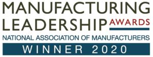 Humtown Products Wins Manufacturing Leadership Award From National Association of Manufacturing in 2020